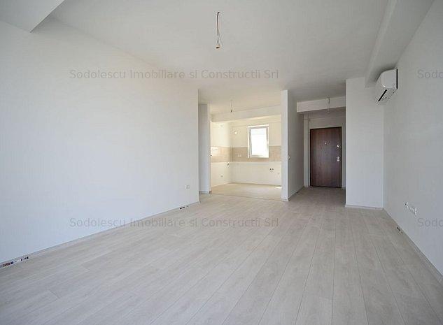 Apartament 2 cam., parcare subterana-bloc nou-Zona Aradului - imaginea 1