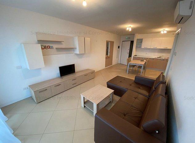 Apartament cu 3 camere in zona Ultracentral - imaginea 1