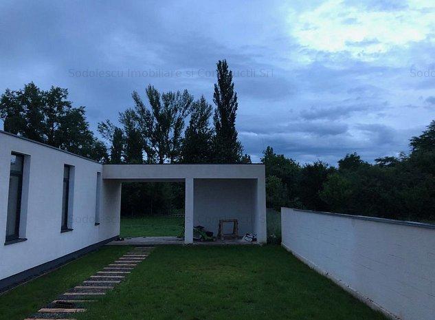 Casa individuala moderna in zona de Nord - Dumbravita Cora - imaginea 1