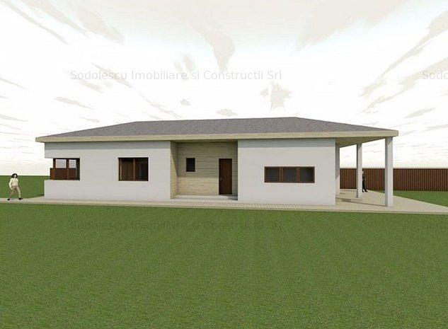 Teren pentru casa Zona MEHALA - imaginea 1