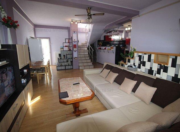 Casa insiruita-Zona FREIDORF - imaginea 1