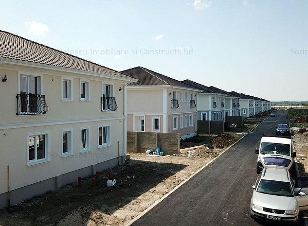 Duplex pe parter si etaj - Maria Parc Residence - Remetea Mare - 0% COMISION - imaginea 1