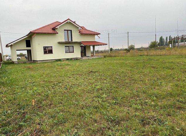 Casa individuala zona Cora - Ferventia - teren 837 mp - imaginea 1