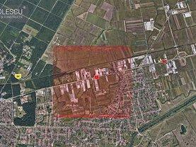 Teren constructii de vânzare sau de închiriat, în Timisoara, zona Lugojului