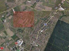 Teren constructii de vânzare sau de închiriat, în Dumbrăviţa, zona Nord