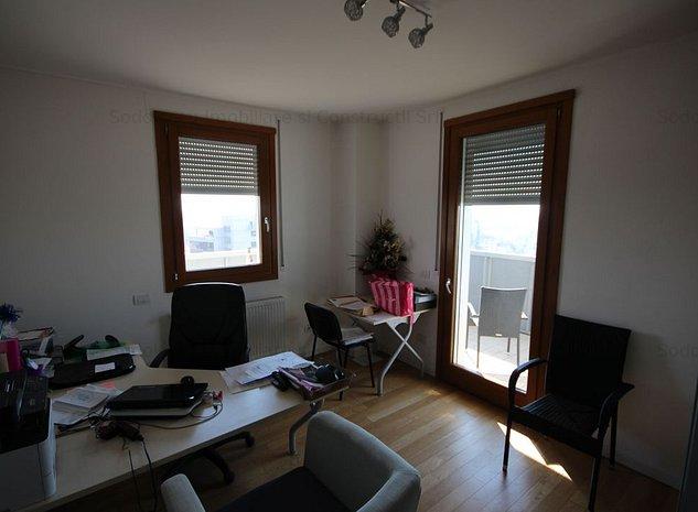 Spatiu de birouri 100 mp in cladire business - imaginea 1