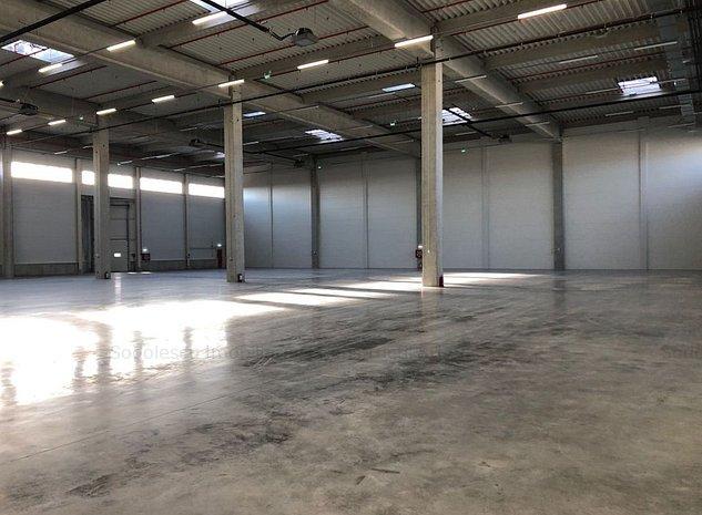 Spatiu industrial de 2.500 mp de inchiriat - imaginea 1