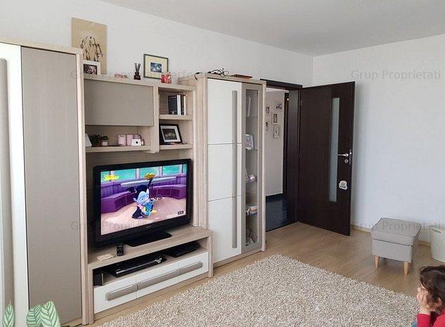Faleza Nord, 3 camere, decomandat, renovat - imaginea 1