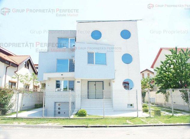 Constanta, Mamaia Nord, vila S+P+2E, 6 camere, lux - imaginea 1