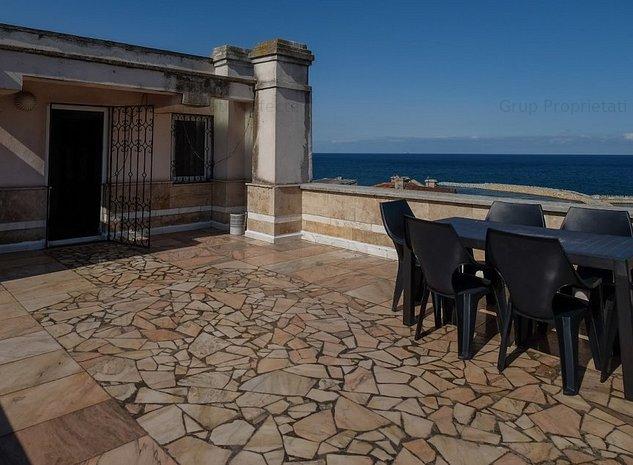 Constanta,Peninsula,Casa Superba, Vedere la Mare, Ideal Investitie sau Birouri ! - imaginea 1