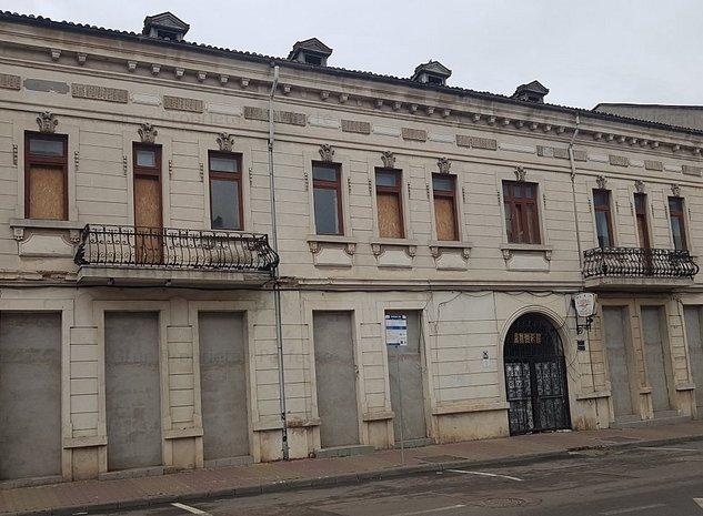 Stefan Cel Mare, Imobil de patrimoniu Hanul Balcan - imaginea 1
