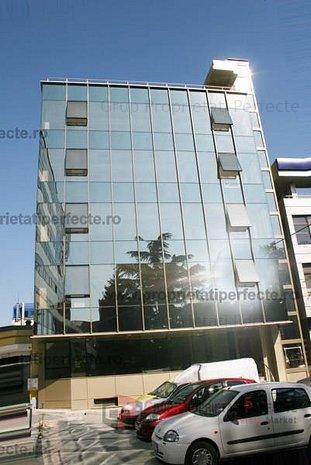 Constanta, Posta Mare, cladire birouri D+P+4E, lift, parcare - imaginea 1