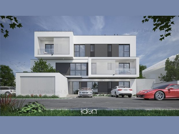 Dumbravita apartamente premium - Residensi VOGUE - imaginea 1