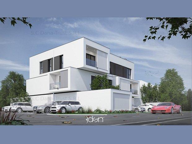 Dumbravita 3 camere cu curte proprie- Premium apartaments - imaginea 2