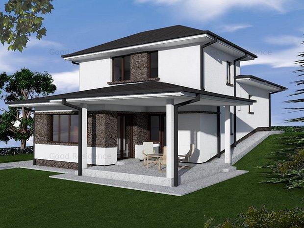 Vila Eda | Good Residence | Cea Mai Mare Comunitate | 700 de familii fericite - imaginea 1