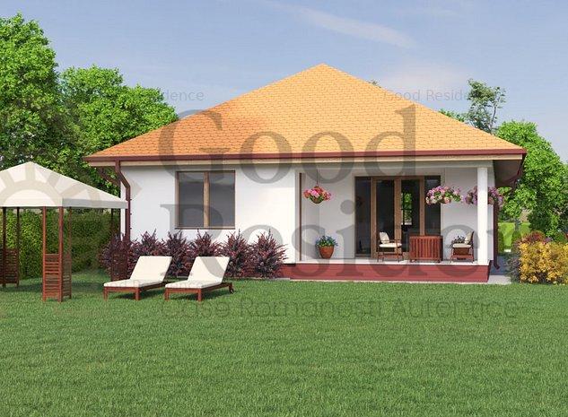 Good Residence | Conac Cerul Vlasiei ***Casa Brancoveneasca*** Vila Noua Unicat - imaginea 1