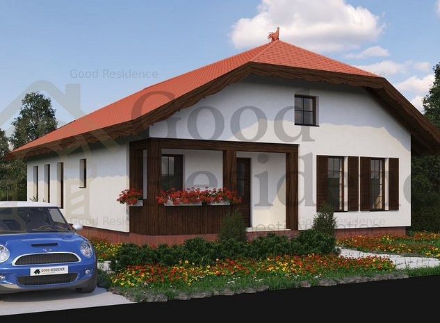 Good Residence   Vila Roua Vlasiei ***Casa Brancoveneasca*** Vila Noua Unicat - imaginea 1