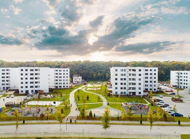 Apartament 3 camere in Padurea Baneasa - imaginea 1