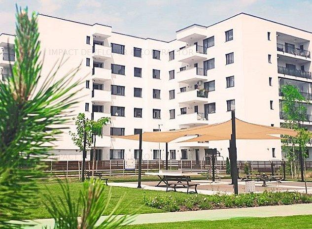 Apartamente unice pozitionate langa Padurea Baneasa - imaginea 1