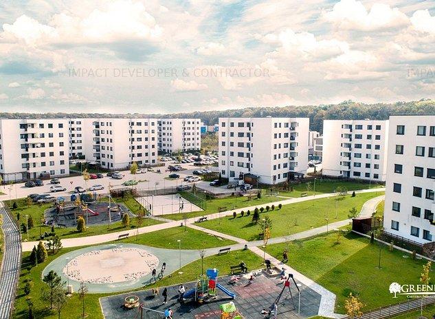 Ultimele apartamente langa Padurea Baneasa - imaginea 1