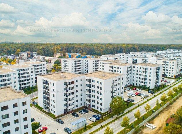 Apartamentul tau in inima padurii - TVA INCLUS - imaginea 1