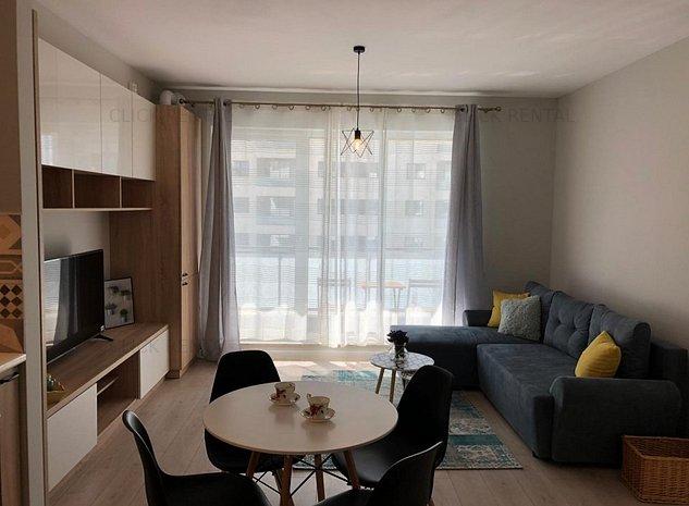 Apartament 2 camere Pipera Scoala Americana - imaginea 1