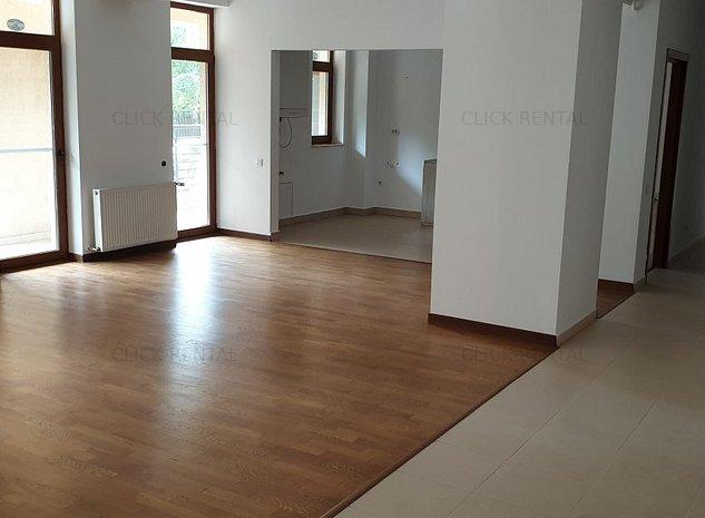 Apartament foarte spatios 3 camere Baneasa - imaginea 1