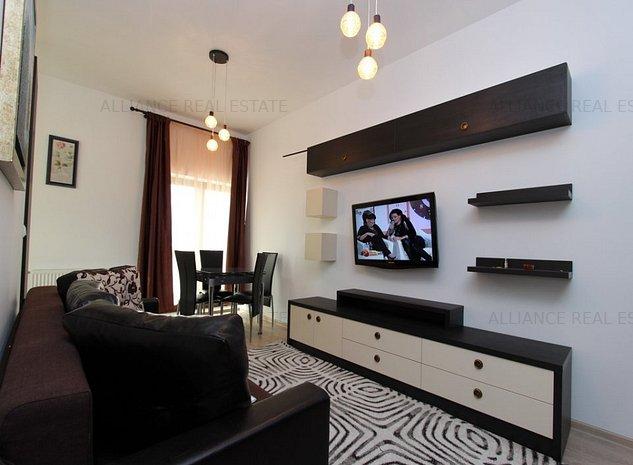 Apartament 2 camere, modern, bloc nou-Palas - imaginea 1