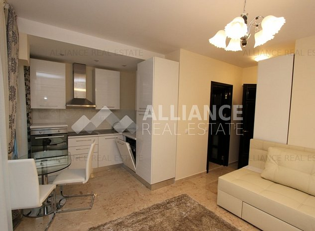 Apartament cu 1 camera, Copou-Exclusive Residence - imaginea 1
