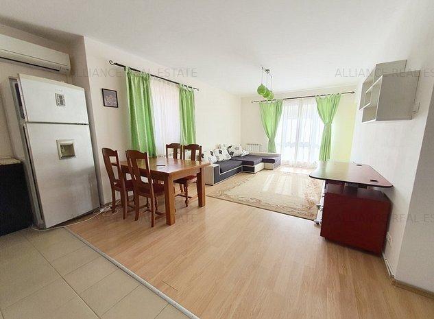 Apartament cu 3 camere, liber, spatios, Ansamblu Rezidential, - imaginea 1