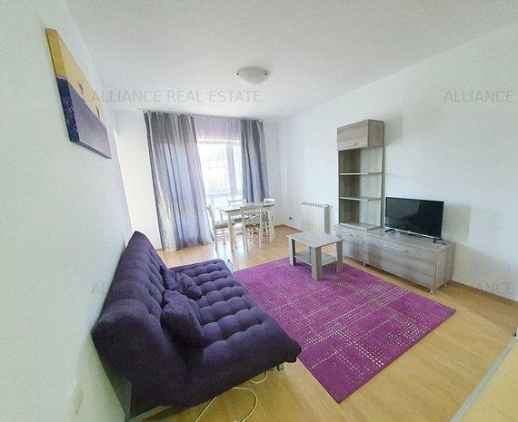 Apartament mobilat si utilat, bloc nou, Tatarasi - imaginea 1