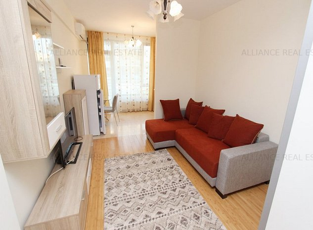 Copou, Exclusive Rezidence, apartament mobilat si utilat - imaginea 1