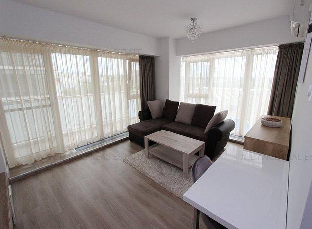 Disponibil imediat, apartament 2 camere, Conest Grand Residence-Iulius Mall - imaginea 1