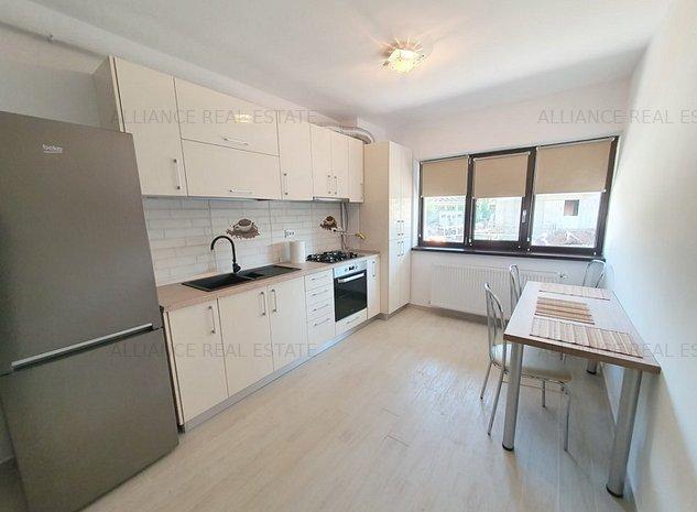 Tudor Vladimirescu, apartament cu 2 camere, bloc nou - imaginea 1