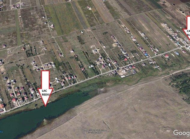 Teren ideal dezvoltare rezidentiala, Soseaua Rediu, dupa Lac - imaginea 1