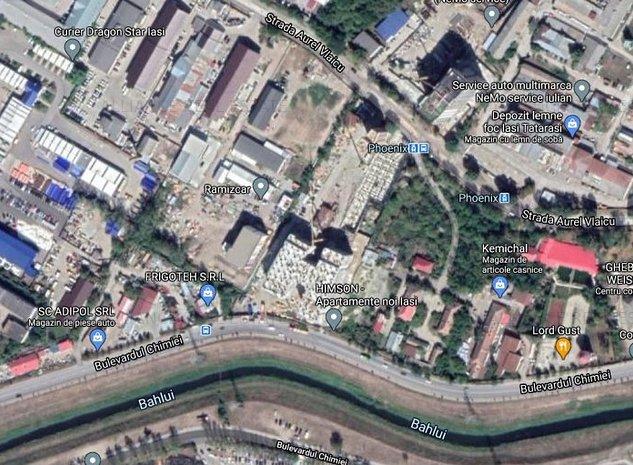 Teren dezvoltare rezidentiala, zona Tatarasi-Aurel Vlaicu-ansamblu Himson - imaginea 1
