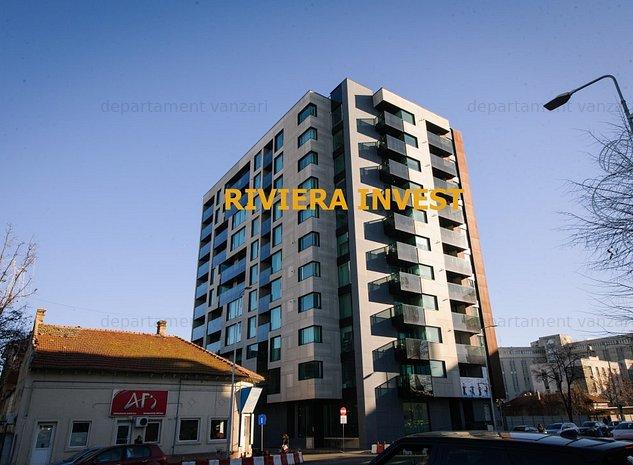 Bulevardul Mamaia- apartament 2 camere de lux,vedere la mare,bloc nou - imaginea 1