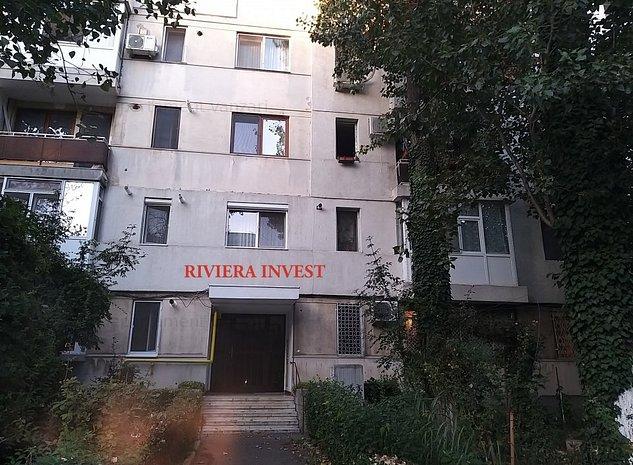 Tomis II- Str. CRIŞANEI - Apartament 2 camere cu gaze la uşă, zonă liniştită - imaginea 1
