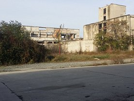 Teren constructii de vânzare, în Constanţa, zona Zona Industrială