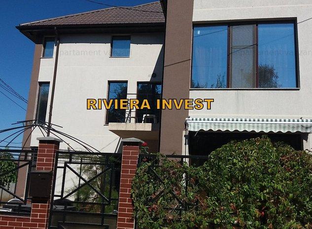 Mamaia Nord- Tabara Navodari- Pensiune 5 camere,living si apartament - imaginea 1