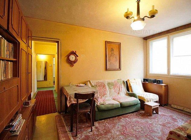4 camere, etajul 1   Drumul Taberei - Grigore Moisil - imaginea 1