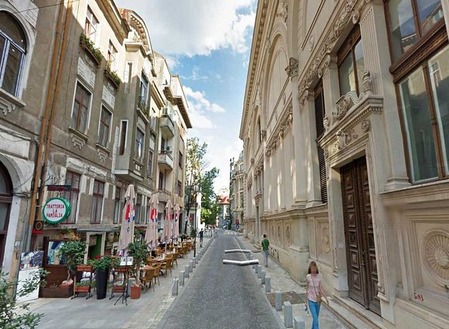 Investitie - Ateneul Roman | Imobil cu destinatie mixta - imaginea 1