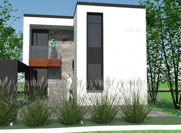 Oferta speciala  Vila moderna 4 camere Pipera central - imaginea 1