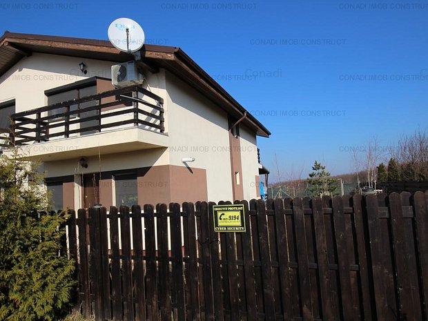 Vanzare casa splendida tip duplex in Corbeanca, Tamasi - imaginea 1