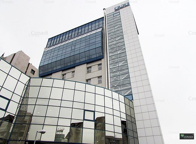 Cladire de birouri D+P+9, Brasov, ultracentral - imaginea 1