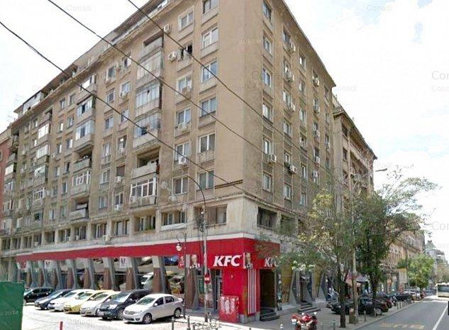 Spatiu comercial Bucuresti, ultracentral, Bulevardul Regina Elisabeta - imaginea 1
