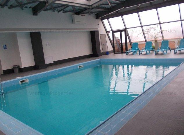 Apartament 3 camere, cu 2 terase, in imobil cu piscina, zona Iancu Nicolae - imaginea 1