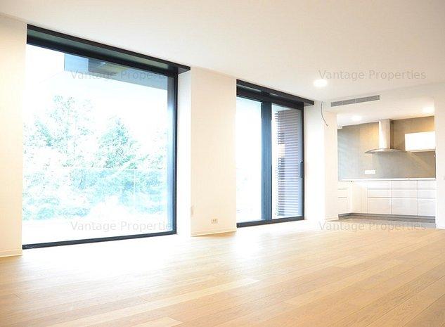 Apartament 4 camere, lux, terasa, One Charles de Gaulle, Aviatorilor - imaginea 1