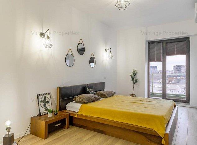 Apartament 2 camere, mobilat si utilat, loc parcare, zona Grozavesti - imaginea 1