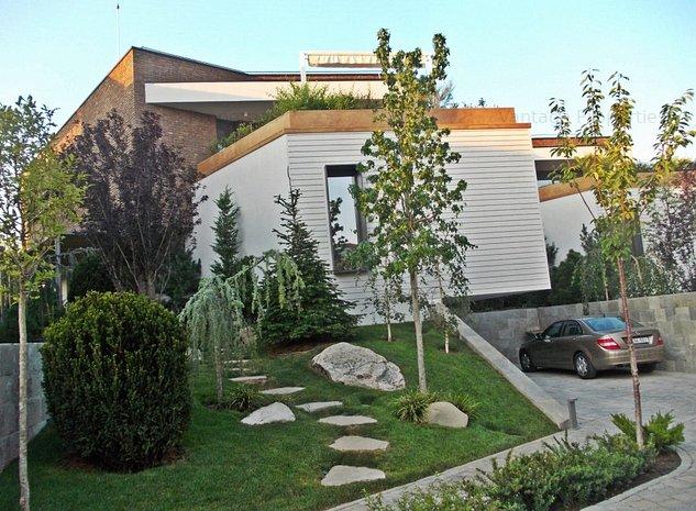 Modern villa, located in a complex with pool, sauna and jacuzzi, Iancu Nicolae - imaginea 1
